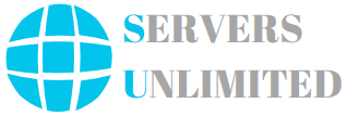 Servers Unlimited: VPS and web server rental
